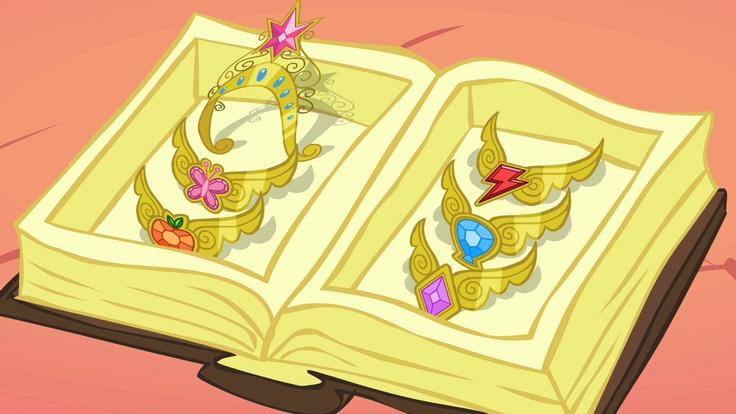 Elements of Harmony - My Little Pony Friendship is Magic Wiki