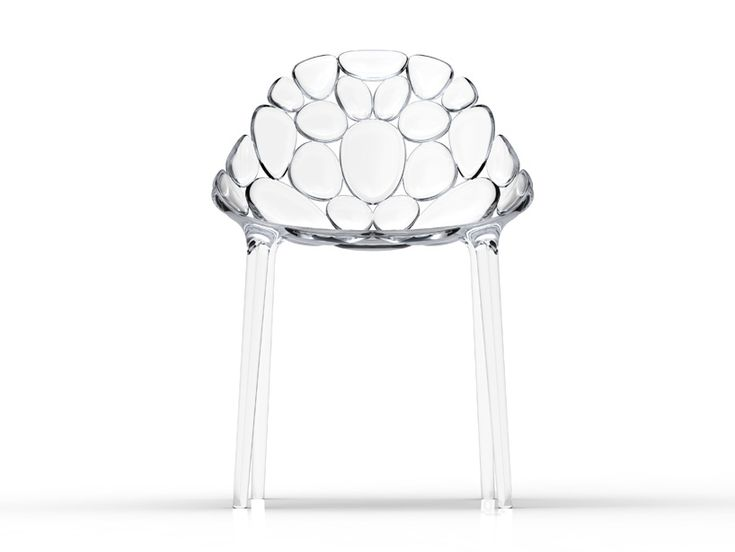 "New ""Cloud-io"" chair, Eugeni Quitllet for Kartell; sitting on a cloud..."
