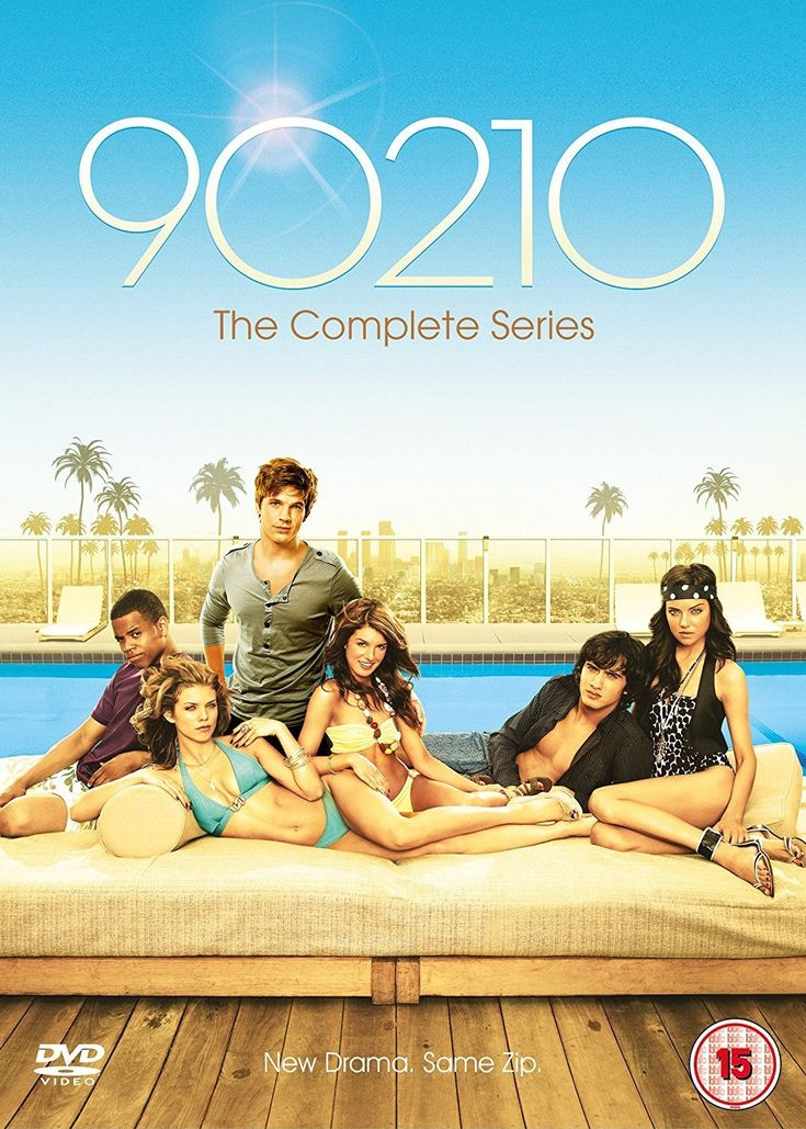 90210: The Complete Series (DVD) 1199 kr