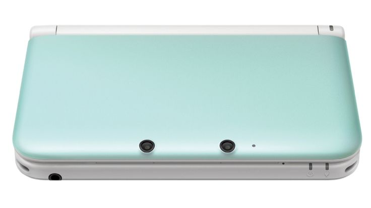 Nintendo 3DS XL Mint / White #singapore www.facebook.com/infinitzcomputer