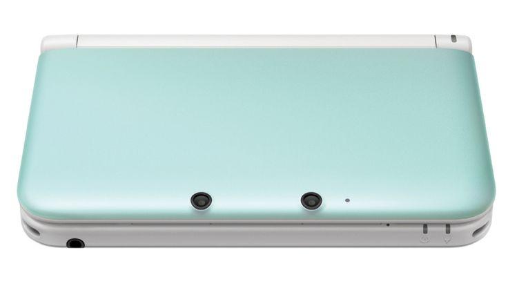 Nintendo 3ds Colors Cases Japan Gets New ...