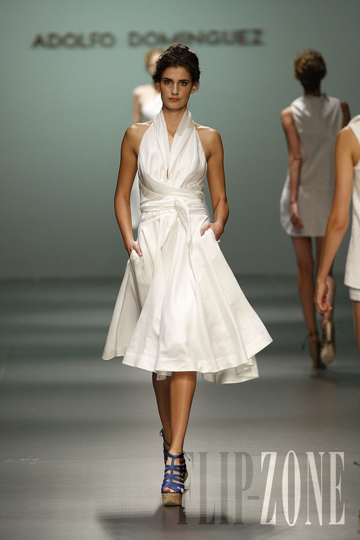 Adolfo Dominguez - Ready-to-Wear - Spring-summer 2010