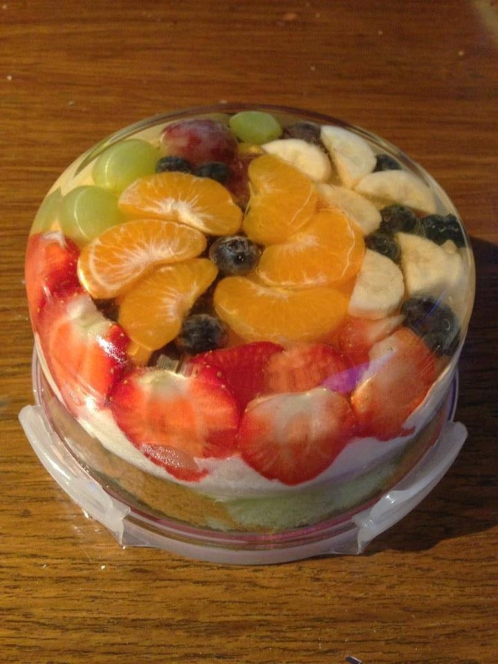 fruit jello