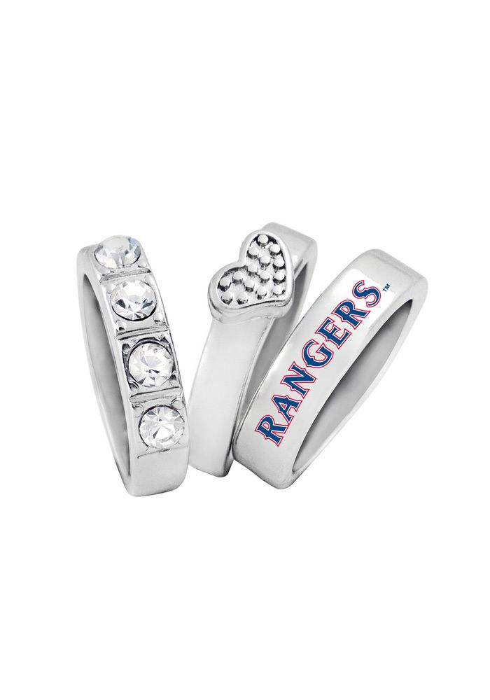 Texas Rangers Undefeated Stacked Rings http://www.rallyhouse.com/mlb/al/texas-rangers/a/womens/b/accessories/c/jewelry?utm_source=pinterest&utm_medium=social&utm_campaign=Pinterest-TexasRangers $24.99: