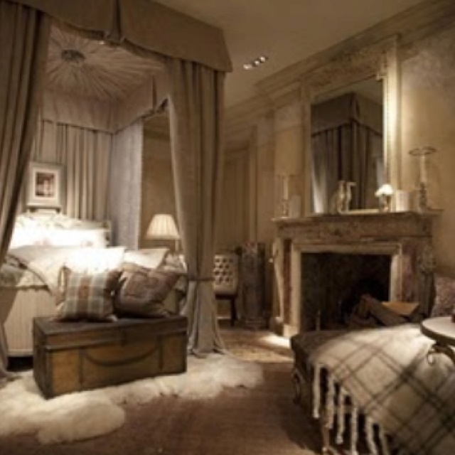 17 Best Images About Nice Warm Cozy Bedrooms On Pinterest Fireplaces Guest Rooms And Old World