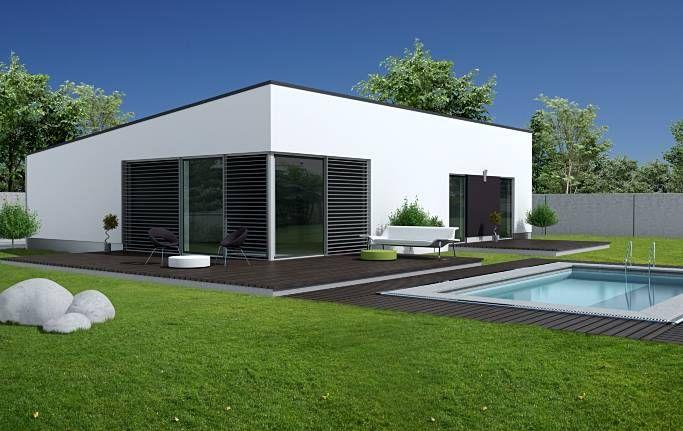 Návrh rodinného domu Solid od APEX ARCH s.r.o.