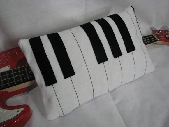 Almofada Piano