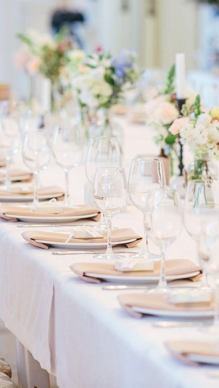Soft Cotton Napkins Personalised Napkin Place Setting Idea Wedding Table Decor Idea Wedding Napkins Monogram Napkins