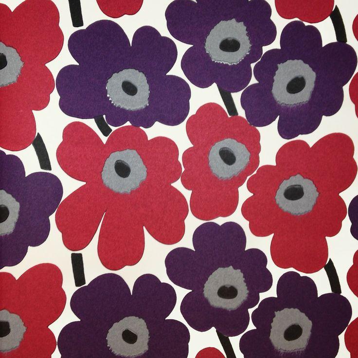 33 best unikko flowers from marimekko images on pinterest marimekko mug and mugs. Black Bedroom Furniture Sets. Home Design Ideas