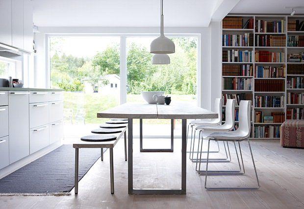Modernt Kok I Gammalt Hus : modernt kok i gammalt hus  no Stars Kitchens, Gammelt Hus, Modern