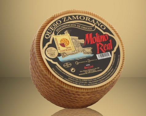 Queso de Oveja DO Zamorano Molino Real