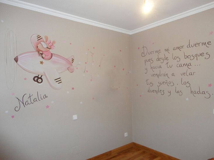 Pintura arboles decoracion infantil buscar con google - Pintar mural en pared ...