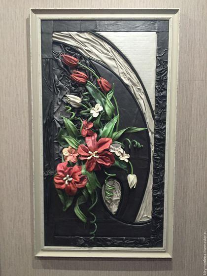 flori realizate manual.  Masters echitabil - manual.  Trimite flori.  Realizate manual.  Poze din piele, aranjament floral