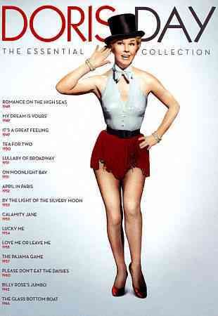This special box set contains 15 of the most beloved films featuring the legendary actress and singer Doris Day. One of the highest grossing female actresses of her time, this collection brings togeth