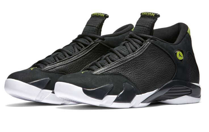 The Air Jordan 14 Indiglo Arrives Next Week