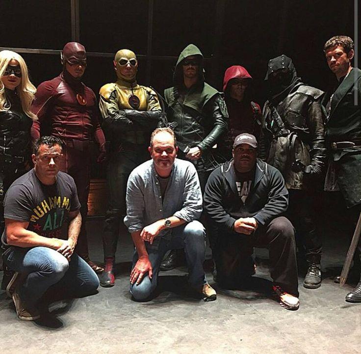 The Stunt Team... || #RESPECT || #Arrow #TheFlash