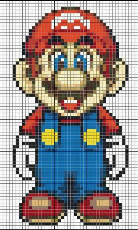Te gebruiken voor een Pixel Deken.