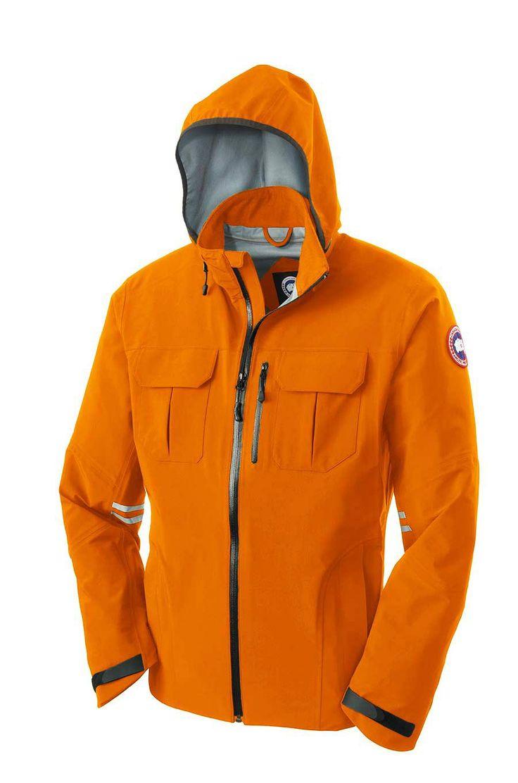 canada goose waterproof jackets