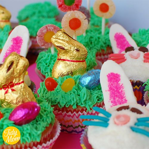 Happy Easter: Easter Cupcake, Easter Yummy, Easter Spr, Easter Chocolates, Cute Photo, Cupcake Luv, Chocolates Bunnies, Bunnies Cupcake, Birthday Party