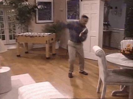 16 Carlton Banks Dance Moves To Live Your Life By
