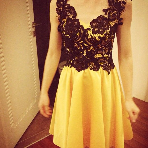 Dress by Stephanie Tan