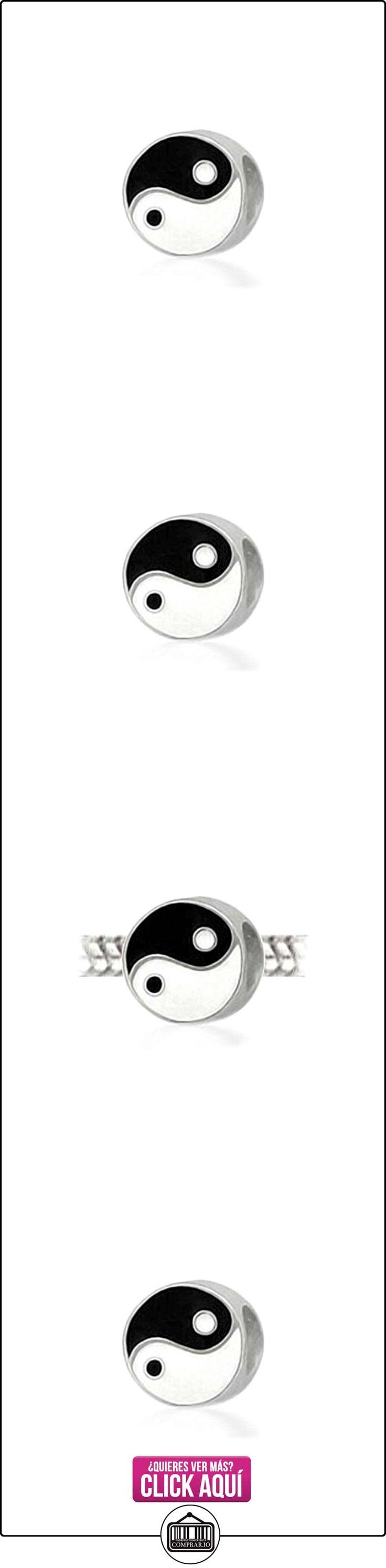 Bling Jewelry Yin Yang 925 Plata Inpirador Abalorio  ✿ Joyas para mujer - Las mejores ofertas ✿ ▬► Ver oferta: http://comprar.io/goto/B0045F3SIW