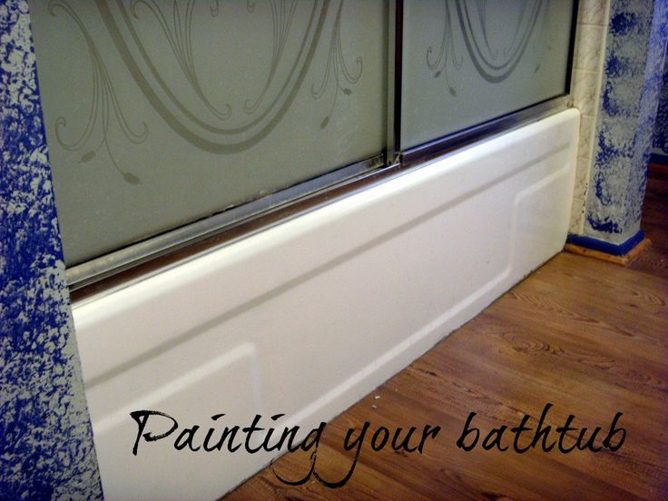25 best ideas about painting bathtub on pinterest bath for Resin tubs pros and cons