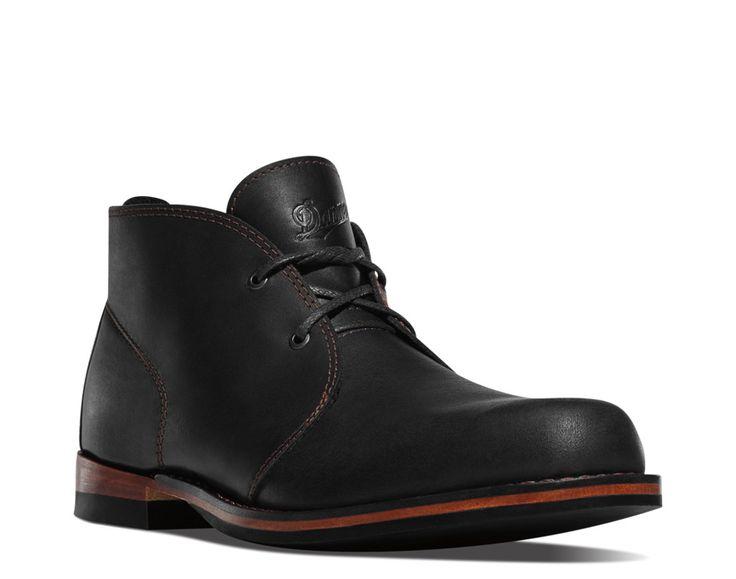 Danner - Williams Chukka Oiled Black - Stumptown - Casual - Product