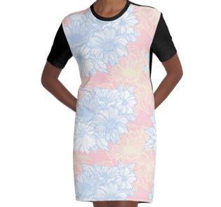Graphic T-Shirt Dress #kanvisstyle ,#redbubble , #dress