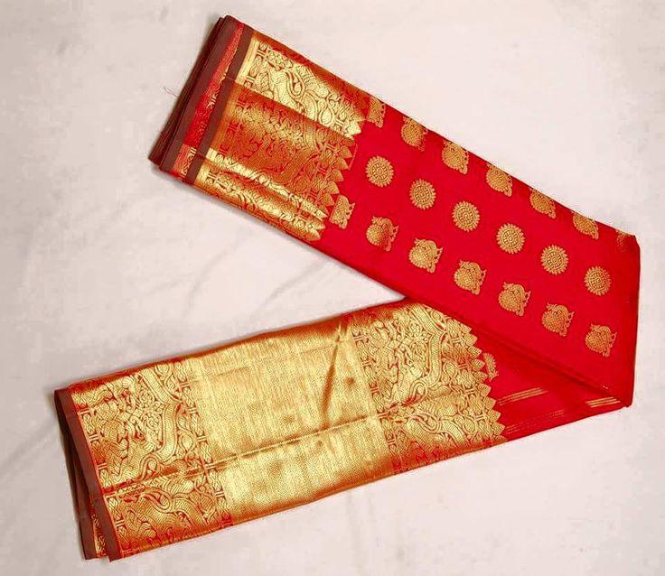 Bridal Wedding Collection kanchi saree price : 21000