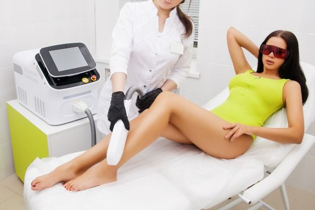 Laser Hair Removal In 2020 Laser Epilation Laser Hair Removal