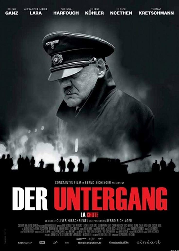 Der Untergang, WWII last days.