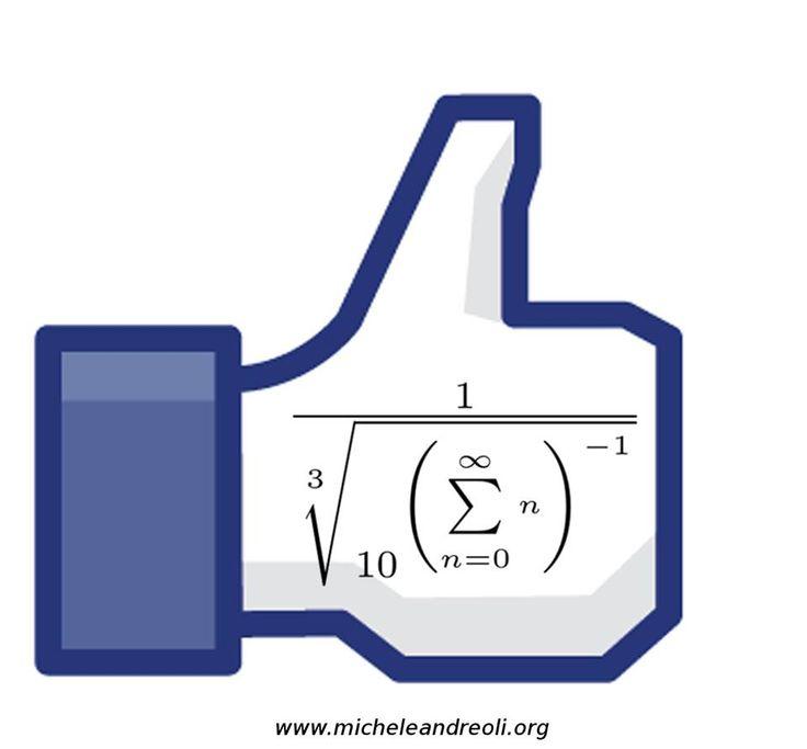 Diecimila fan su Facebook per la Scuola Normale: gli auguri dall'Osservatorio Astrofisico di Arcetri Michele Andreoli. Attenzione: contengono una serie divergente del matematico indiano Ramanujan