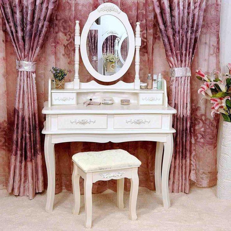 Bedroom Furniture Setup Ideas Bedroom Curtains Bedroom Door Ideas Bedroom Athletics Violet: Best 25+ Corner Makeup Vanity Ideas On Pinterest