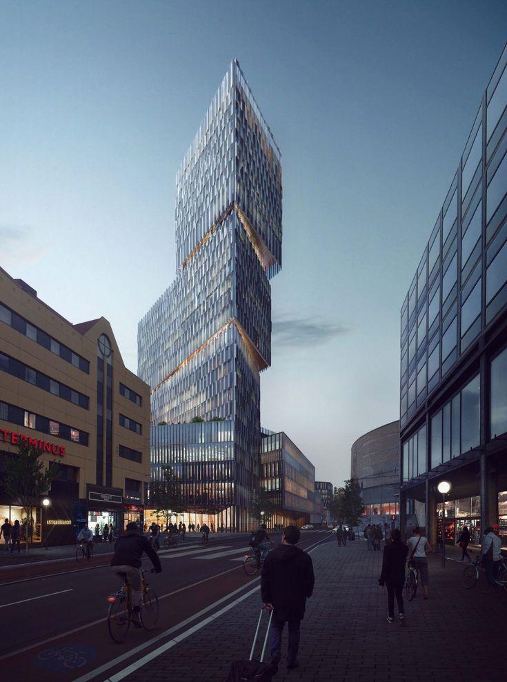 CGarchitect - Professional 3D Architectural Visualization User Community | B&TB + White: Oslo. Switchblade