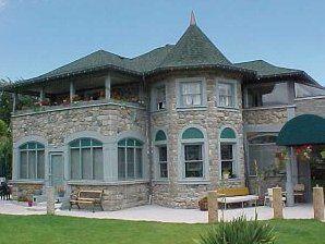 Zias Stonehouse Restaurant, Summerland BC