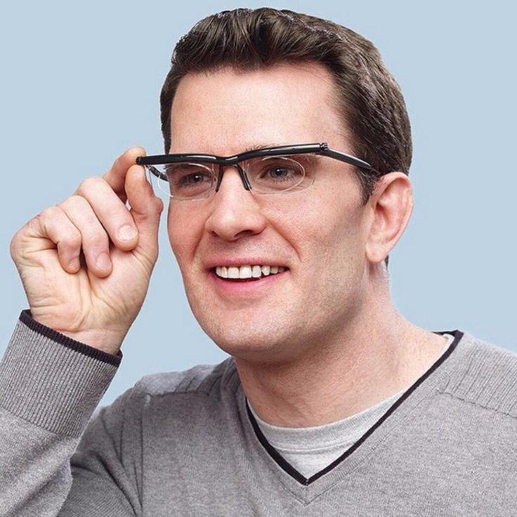 ENVÍO de la alta calidad caliente de Línea Ajustable Gafas de Visión Gafas De Lector botella