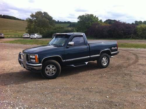 Evan's 1989 Chevy Silverado