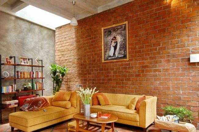 iDEA Online - Interior - Terracota Wall