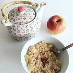 #Desayunos con #avena: dime cuánto tiempo tienes para desayunar y te diré cómo preparar la avena