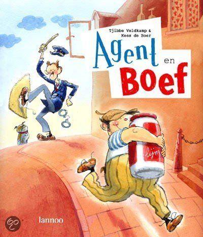bol.com | Agent en Boef, Tjibbe Veldkamp | 9789020980547 | Boeken