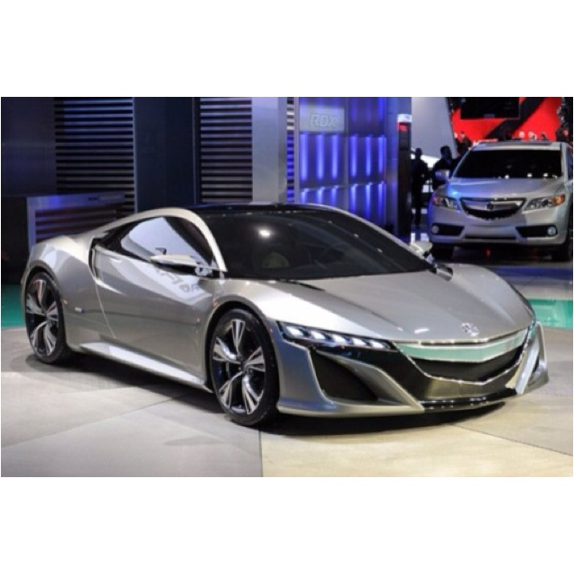2014 Honda Nsx Concept: 38 Best Images About Acura