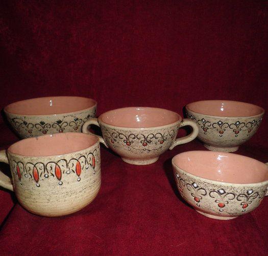 Чашка, пиала розовая глазурь, авторская работа Сувениры, посуда, подарки, керамика, чашки