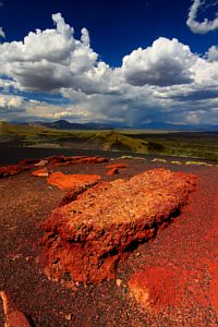 Craters of the Moon: Idaho's Alien Landscape - I really want to go here