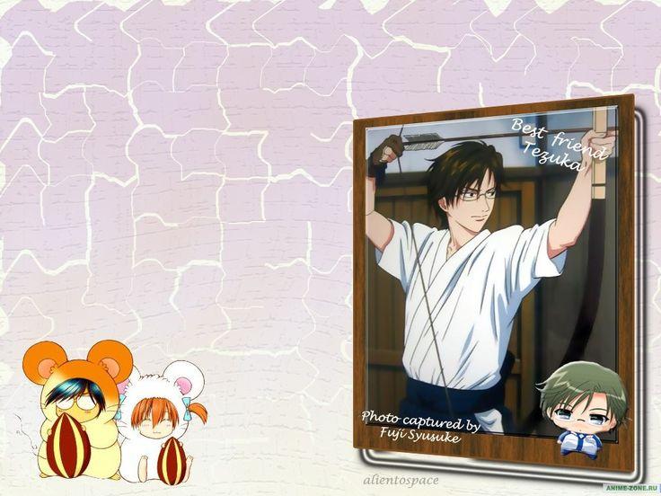 Аниме обои The Prince of Tennis: The National Tournament Semifinals / Принц тенниса OVA-2 40826