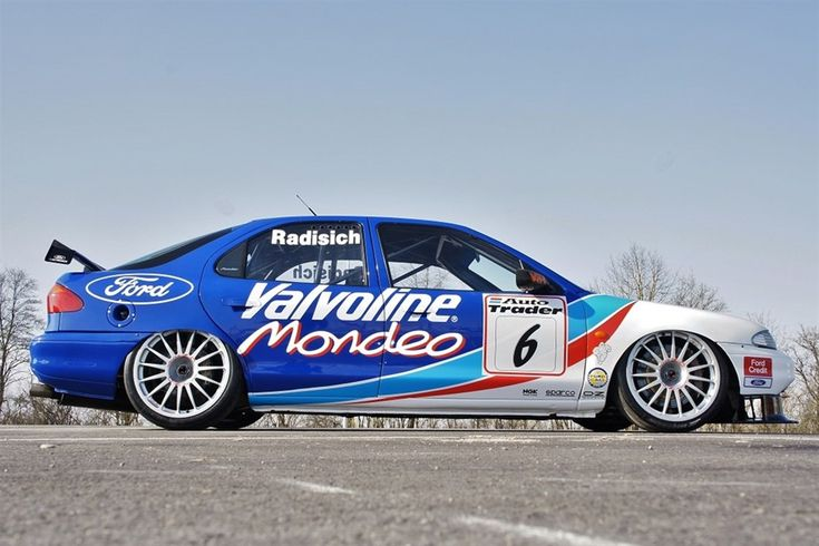 ford-mondeo-super-touring-car-ex-wsr---btcc-1