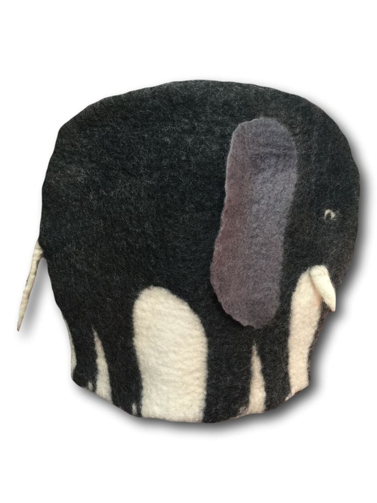 Hand-Felted Wool Tea Cozy