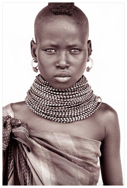 North Kenya, 2011. Photos taken by John Kenny in the drought threatened villages of Samburu, Rendille and Turkana. S)