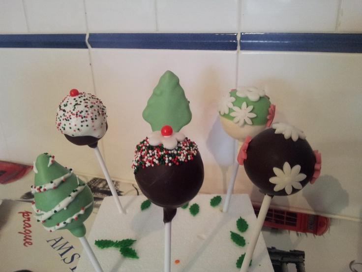 Lilipops navideños.