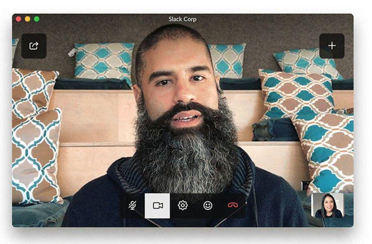 Slack messaging service adds video calling feature for Chrome, Mac, and Windows 10 apps  #slack #marketing #digitalmarketing #chrome #technews #skype